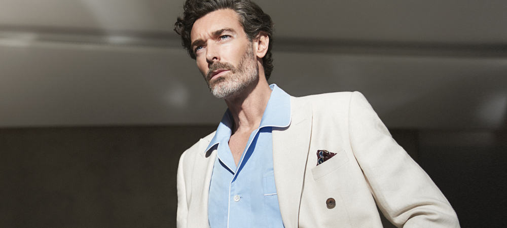 The Complete Guide To Linen Suits For Men