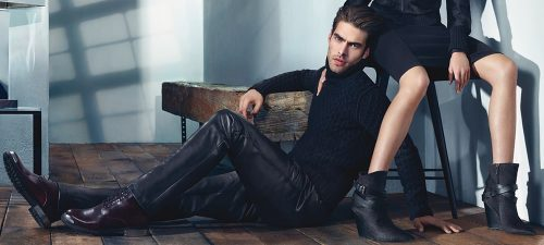 FFS: Leather Trousers For Men Is The Next Big Legwear Trend