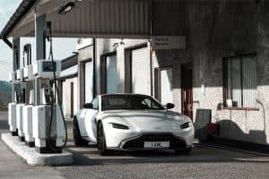 Aston Martin Vantage: Could This Be James Bond's Next Car?